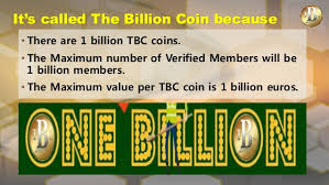 Tbc Grows Daily Even If There Is No New Verified User In A Day