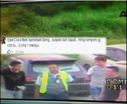 Tiga Lelaki Ditahan Suspek Utama Culik dan Bunuh Pengawal Keselamatan ATM