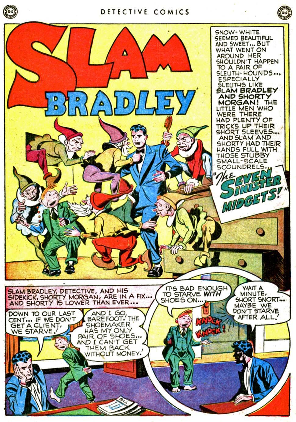 Read online Detective Comics (1937) comic -  Issue #144 - 24