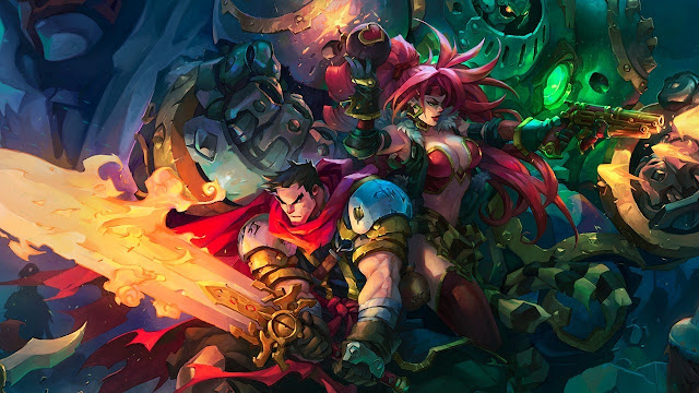Análise Battle Chasers: Nightwar