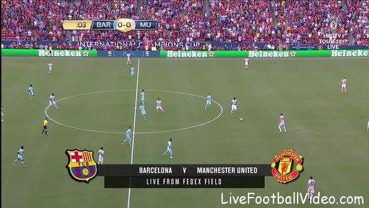 مشاهدة مباراة برشلونة ومانشستر يونايتد بث مباشر 10-04-2019 مباراة ابطال اوروبا