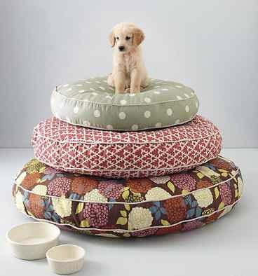 Garnet Hill Dog Bed