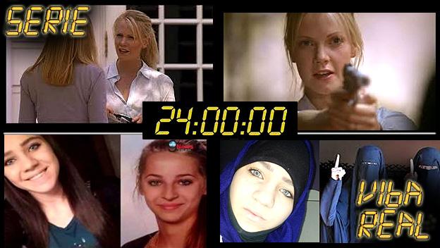 Profecias série 24 Horas - Jovens ocidentais Terroristas