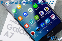 Review Smartphone Samsung Galaxy A7