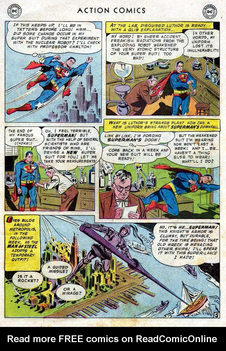 Action Comics (1938) 236 Page 6