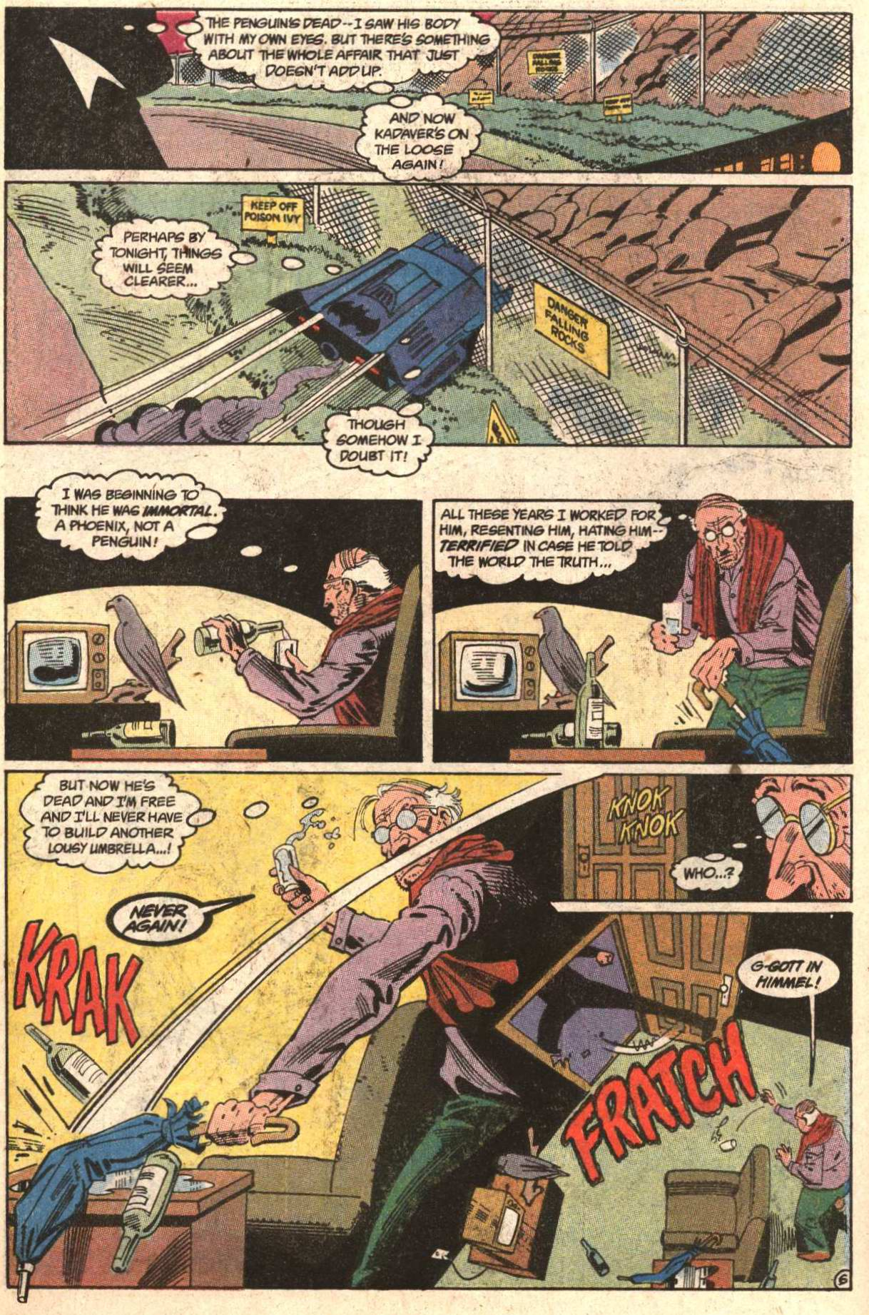 Detective Comics (1937) 611 Page 6