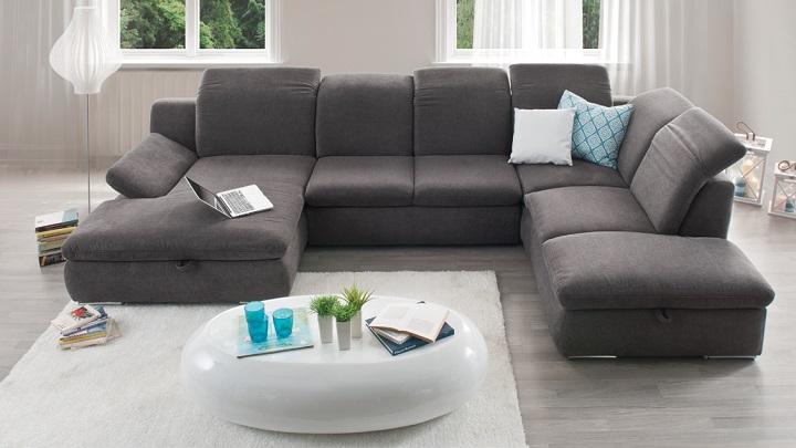 Procura de um sof veja na conforama decora o e ideias for Sofa xxl conforama