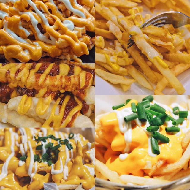 Top 7 Cheese Fries In Singapore