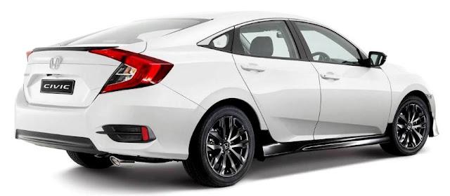 Model Kereta Paling Popular Di Malaysia 2016 - Honda Civic