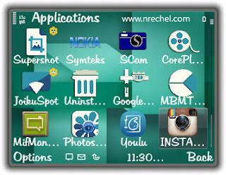 Kumpulan Aplikasi Symbian s60v3 Paling lengkap2017