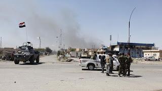Las fuerzas de seguridad acordonaron un amplio perímetro por temor a que haya nuevos atentados.