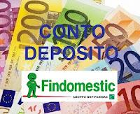 rendimenti conto deposito findomestic e caratteristiche