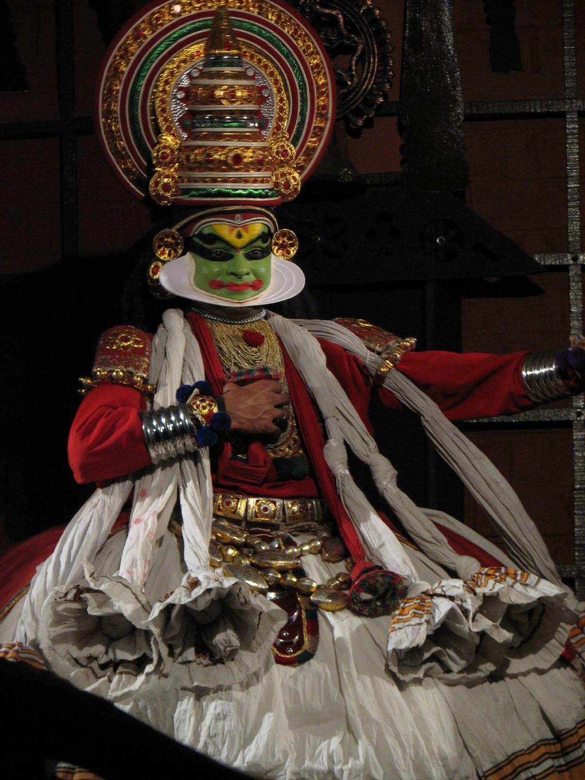 Amazing Kerala Kathakali Dance Form Photos Wallpapers My