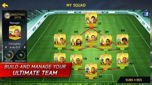 fifa 15 android for phone tablet download free