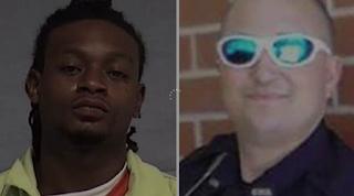 Authorities: Man accused Of Killing Georgia Police Officer Arrested