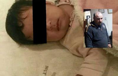 """إجرام بلا حدود عامل مصري يجرد الطفلة جنا من """"البامبرز"""" ويغتصبها في مصر"""