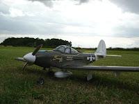Avion de l'Association Air Modèles Club de Cheverny - 2