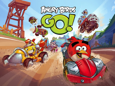 Download Game Android Gratis Angry Bird Go apk + obb