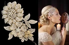 vintage bridal hair accessories in San Marino