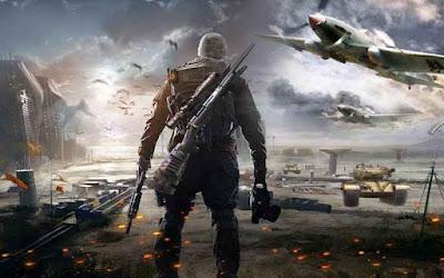 Sniper 3D Strike Assassin Ops – Gun Shooter Game MOD much money