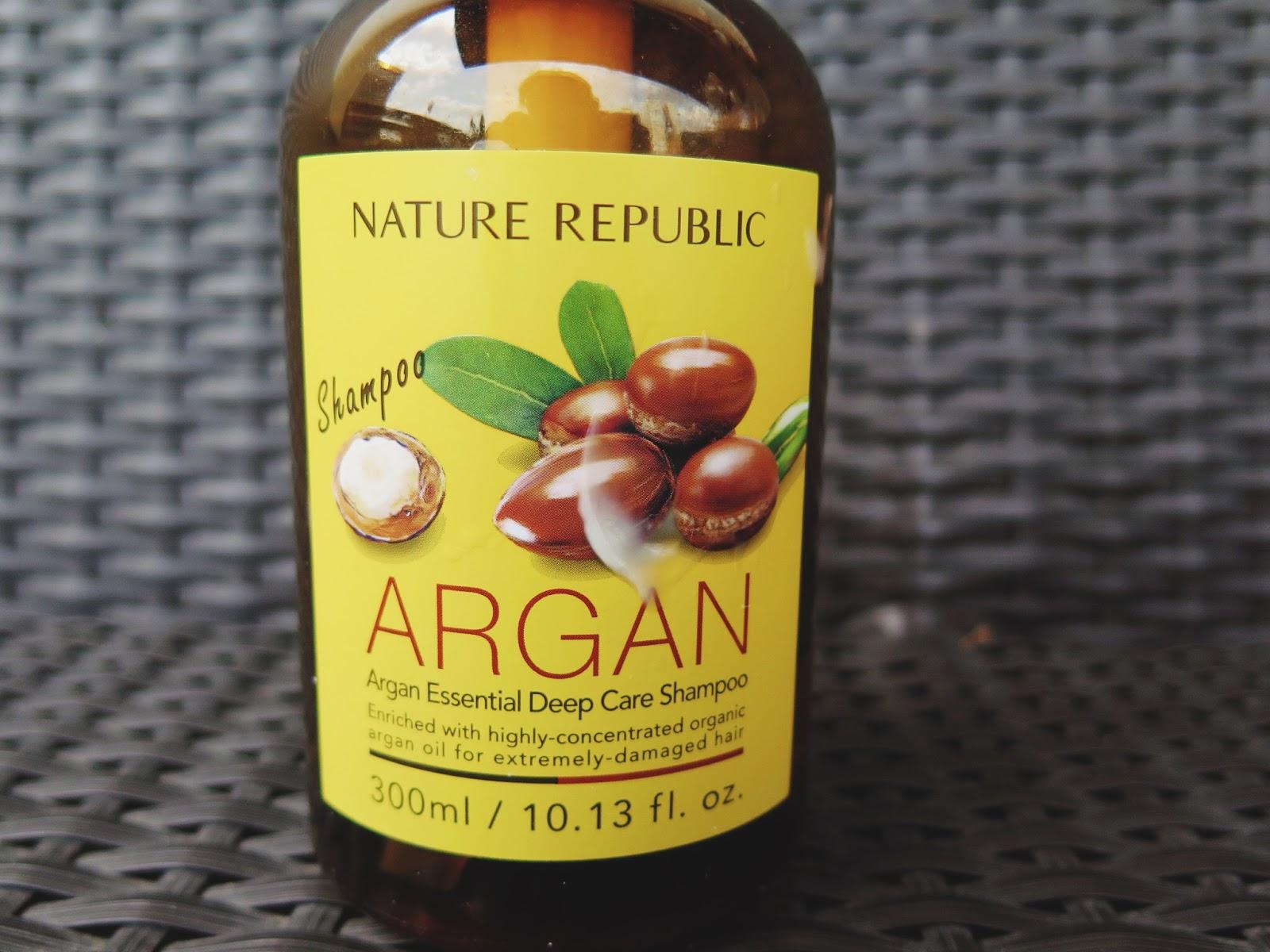 Argan Essential Oil Nature Republic