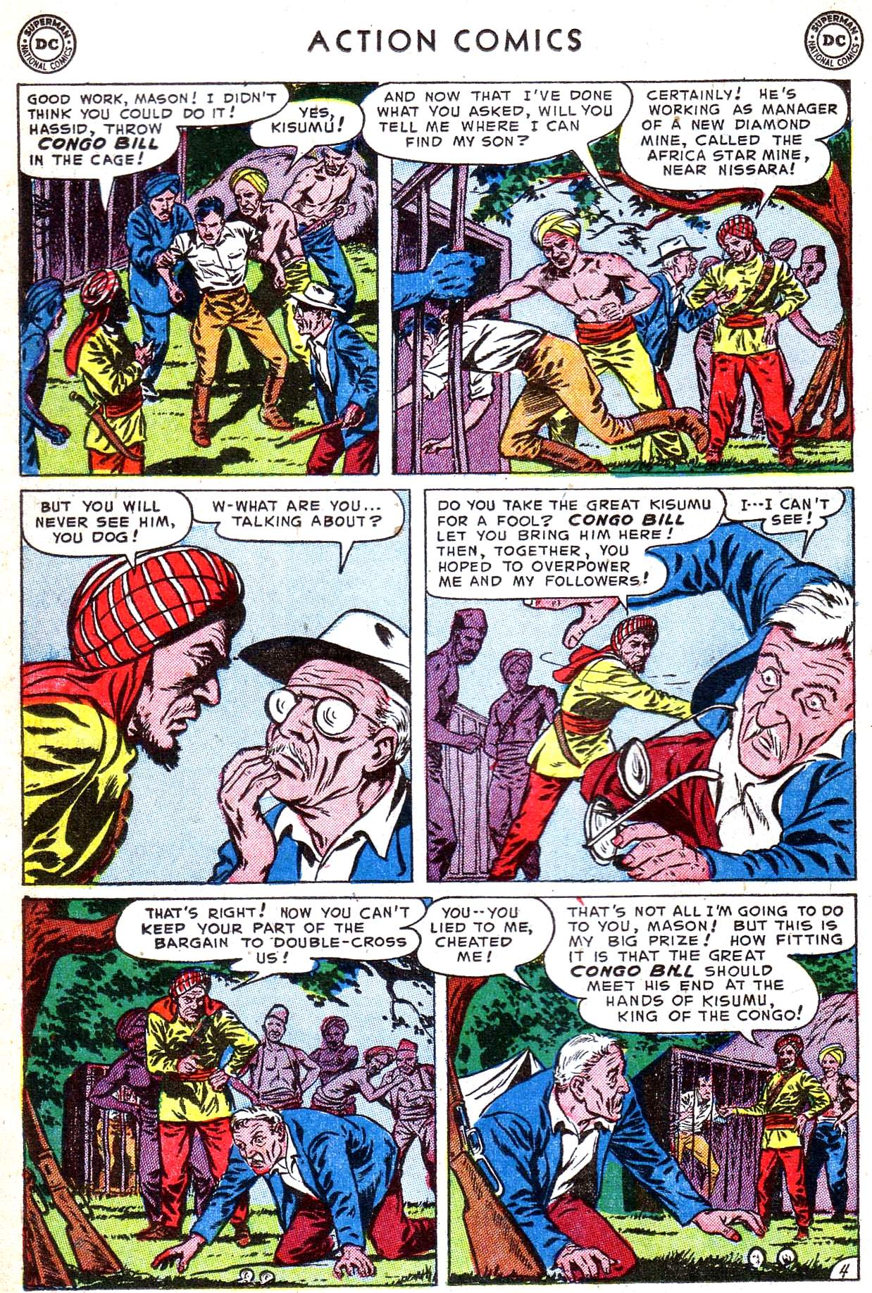 Action Comics (1938) 180 Page 19