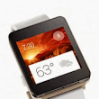 LG G Watch: new smart watch with Android Wear