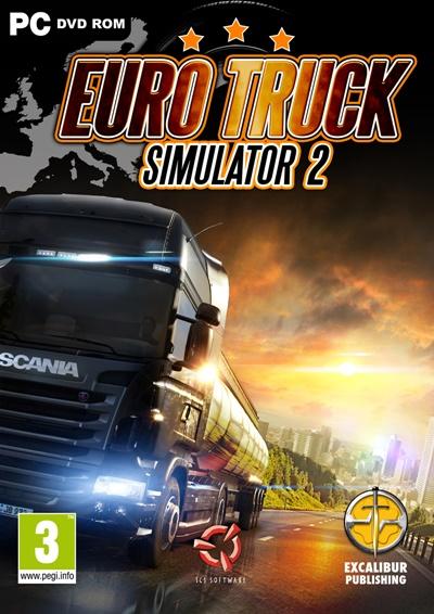 โหลดเกมส์ Euro Truck Simulator 2