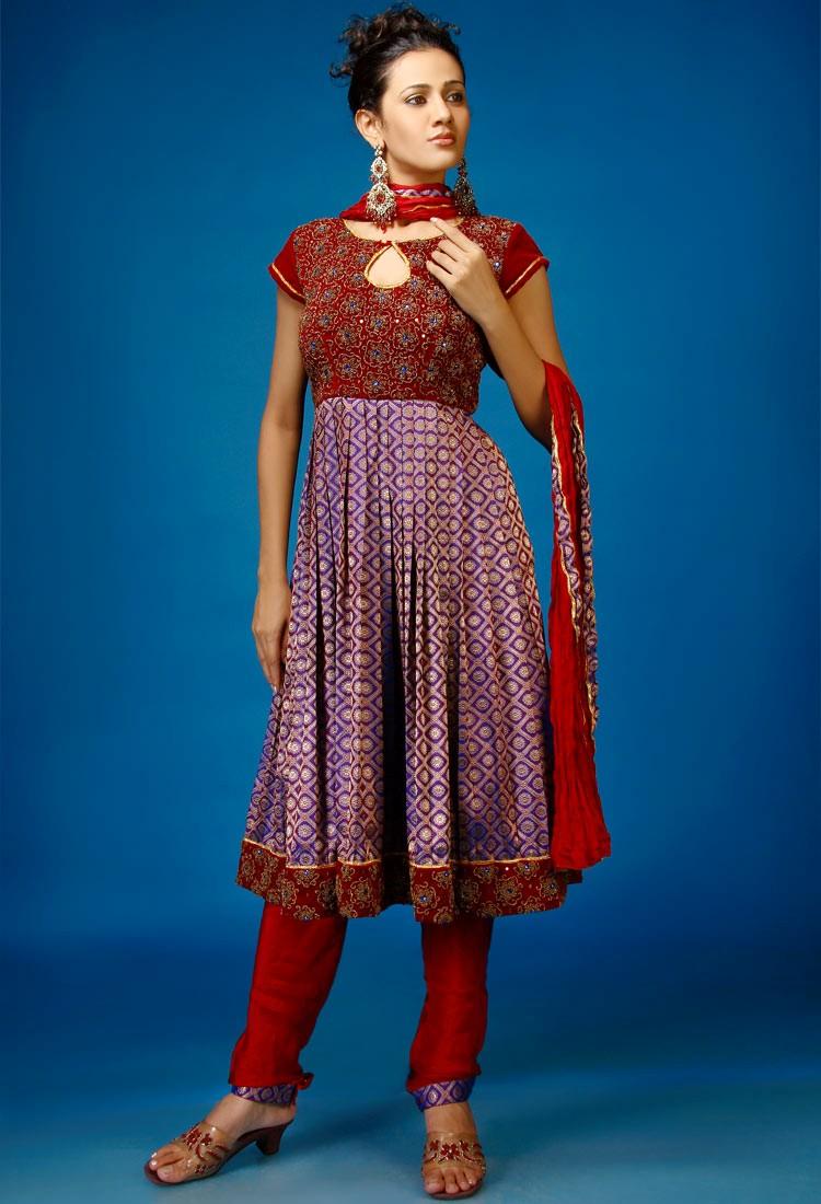 Anarkali Style Dresses 2012 2013 Anarkali Dresses