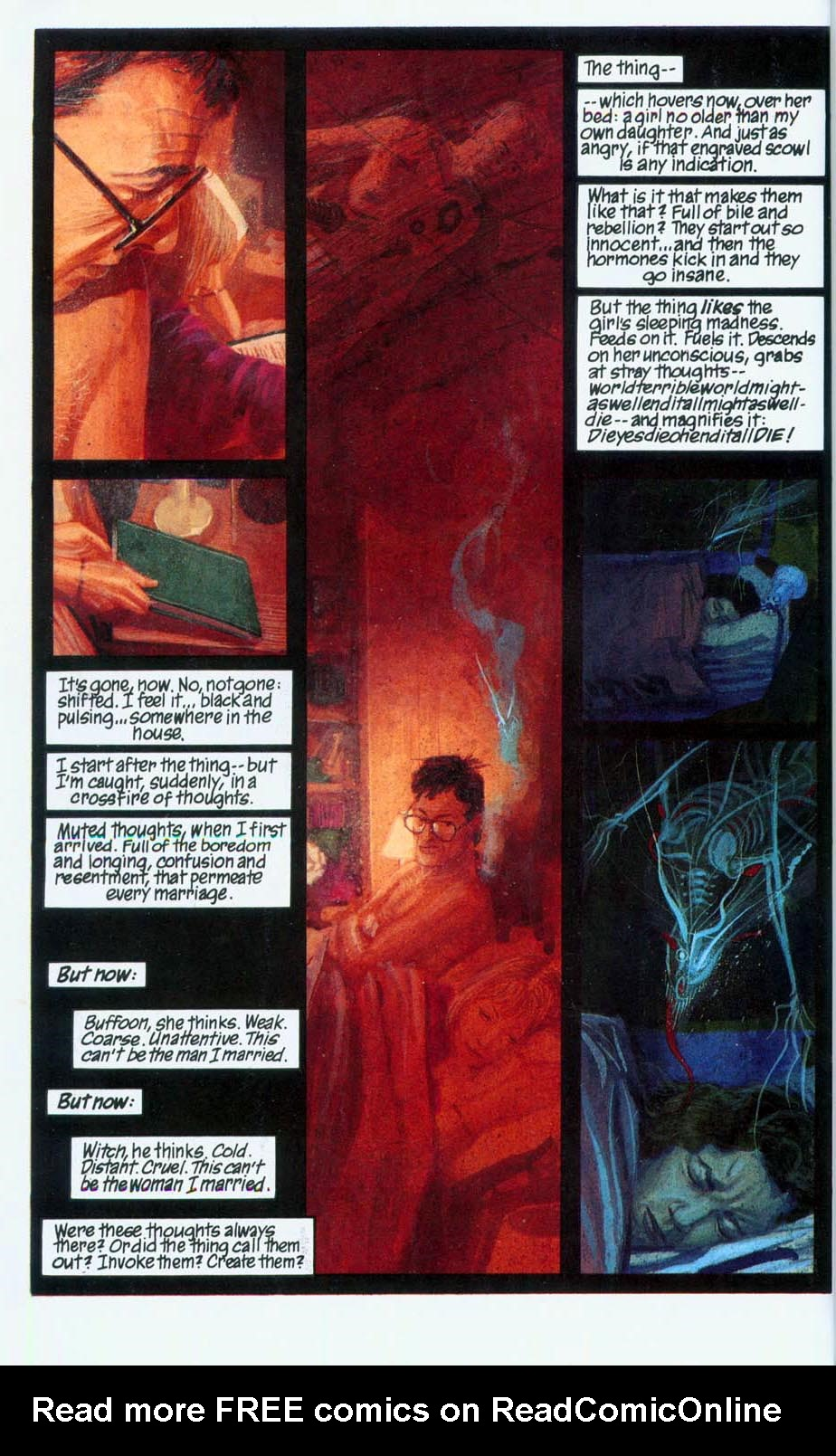 Read online Mercy comic -  Issue # Full - 19