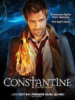 Constantine Temporada 1 [Mega] (2015)