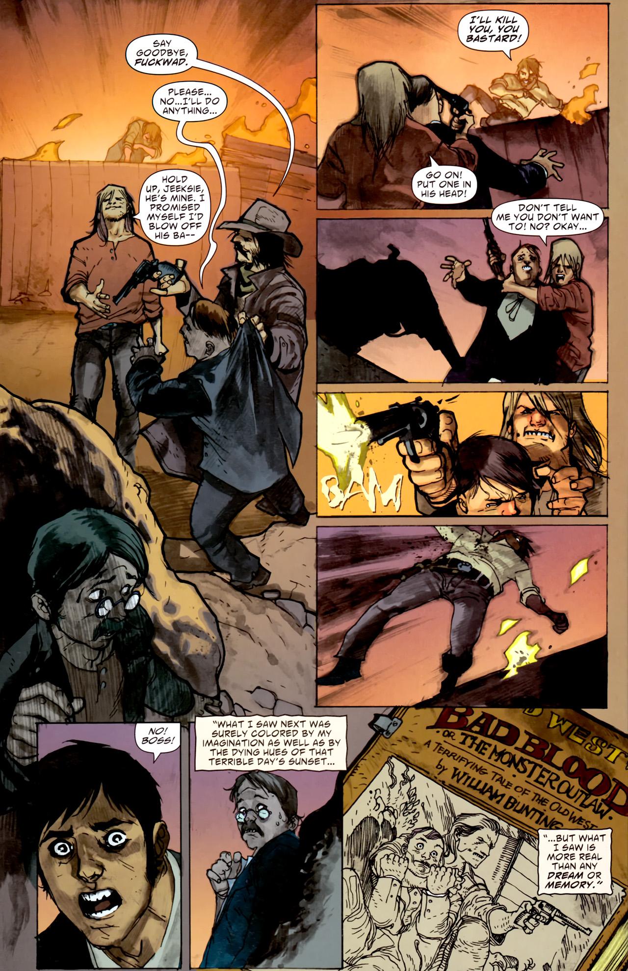 Read online American Vampire comic -  Issue #1 - 30