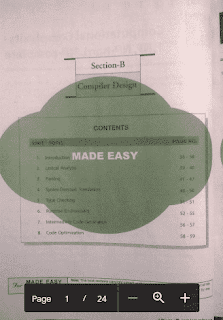 Download Compiler Computer Science Made easy Workbook Pdf