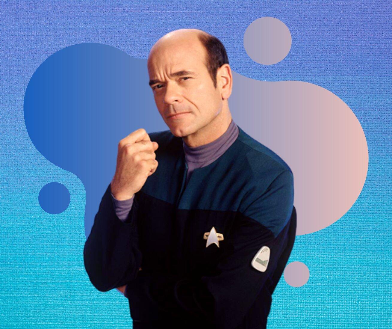 A humanidade do Doutor em Star Trek Voyager
