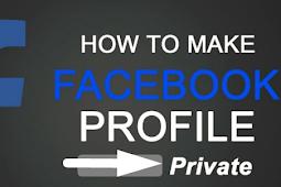 How Do You Make Facebook Private