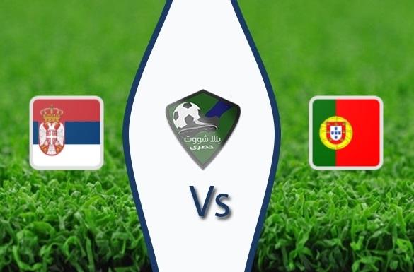 مشاهدة مباراة البرتغال وصربيا بث مباشر