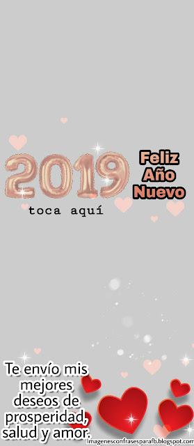 imagenes para dedicar en Año Nuevo 2019