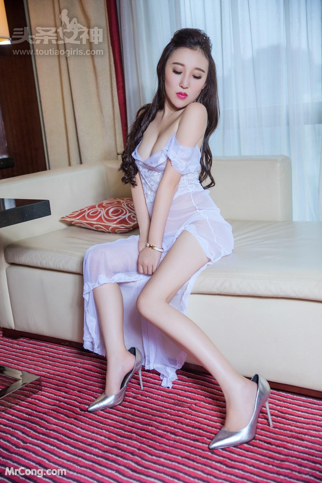 Image TouTiao-2017-08-09-Mei-Na-Zi-MrCong.com-008 in post TouTiao 2017-08-09: Người mẫu Mei Na Zi (美纳子) (21 ảnh)