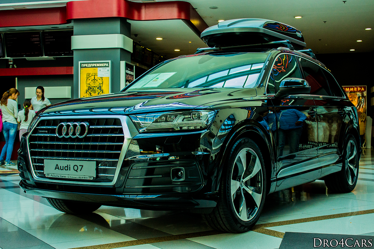 2015 Grand Auto Show 2016 Audi Q7 Dimensions Engines And E Tron