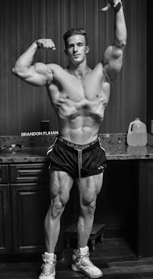 The Beauty Of Male Muscle Brandon