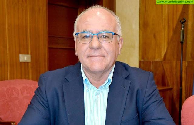 El consejero de Aguas defiende la acción del gobierno insular y rechaza que CC intente dar lecciones ante la sequía