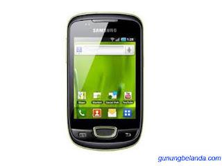 Cara Flashing Samsung Dart SGH-T499