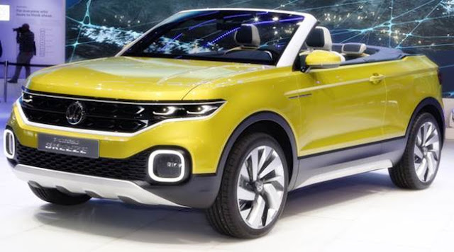 Volkswagen T-Cross Breeze Press Release