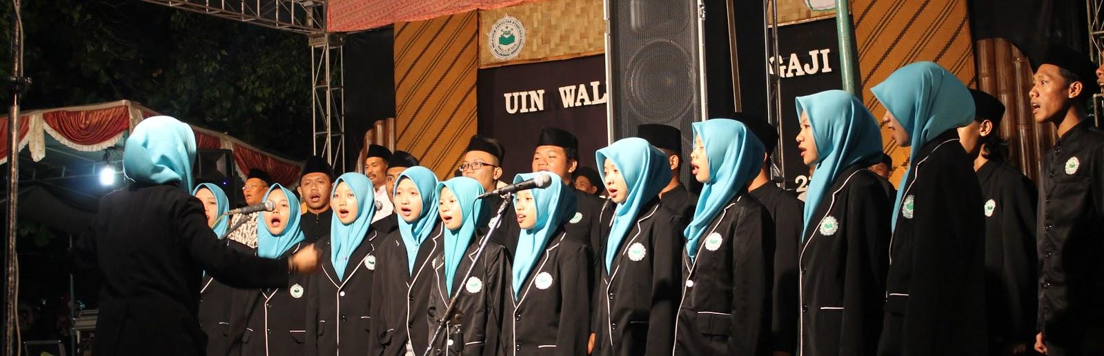 Dalam acara UIN Walisongo Mengaji, Semarak Miladiyyah JQH eL-Fasya ke-23 2017