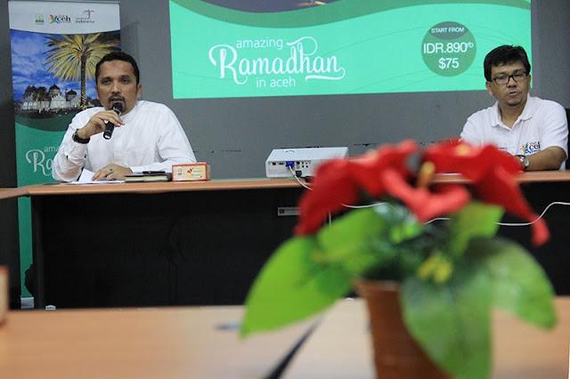 Disbudpar Belajar Mempromosikan Aceh dari Singapura