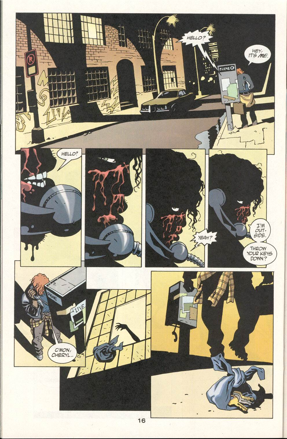 Read online 100 Bullets comic -  Issue #21 - 17