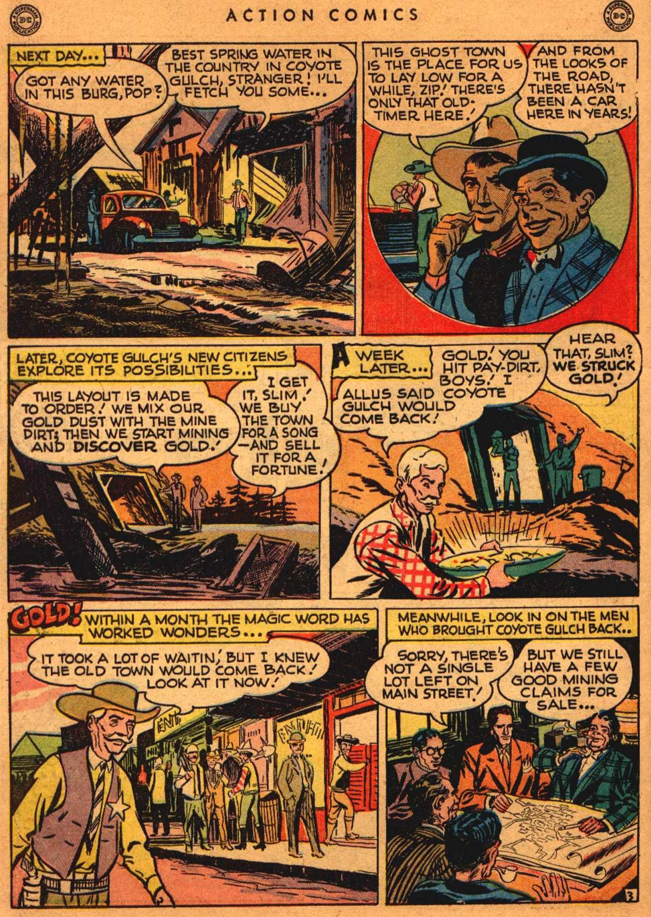 Read online Action Comics (1938) comic -  Issue #108 - 39