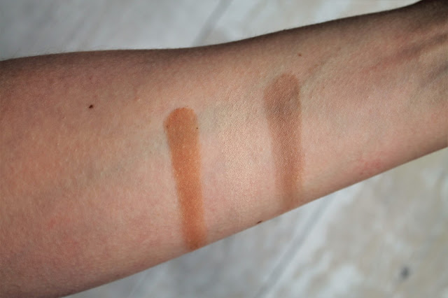 Kevyn Aucoin Making Faces Beauty Book Contour Highlight Swatches