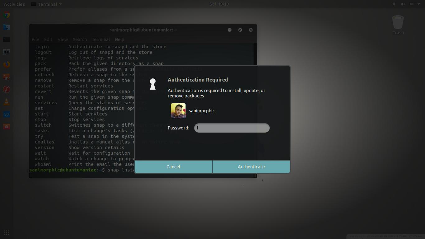 install minecraft ubuntu 18.04
