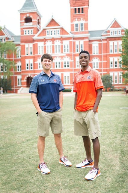 2016 Auburn Under Armour polos - Auburn Bookstore